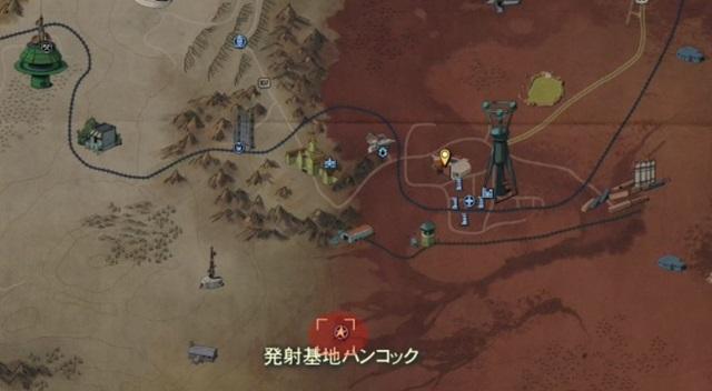 発射基地ハンコック