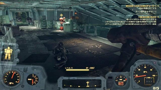敵の攻撃からロボットを守る