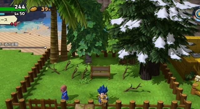森の庭園タイプ2