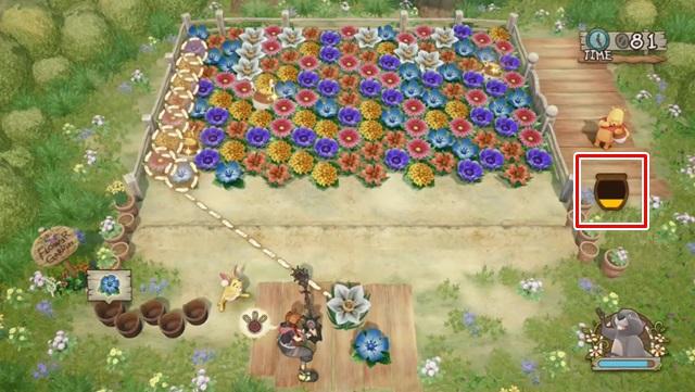 ハニーポットの収穫