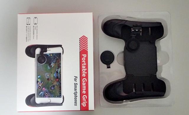 Portable Game Grip