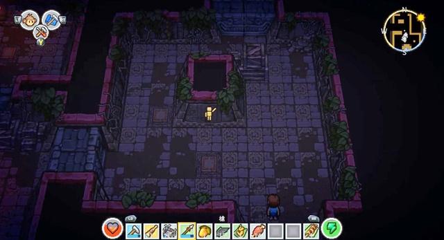 最初の謎解き部屋