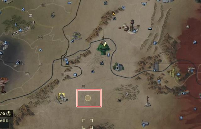 観測キャンプ